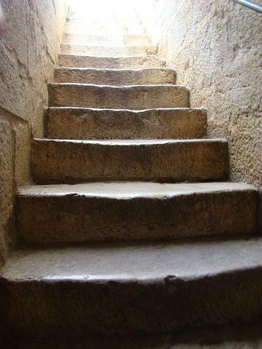 na Torre de Belém