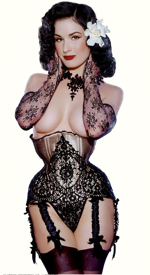 Wake Up with Dita Von Teese (Brix request):Best,pretty0