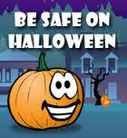 Image result for images of safe halloween