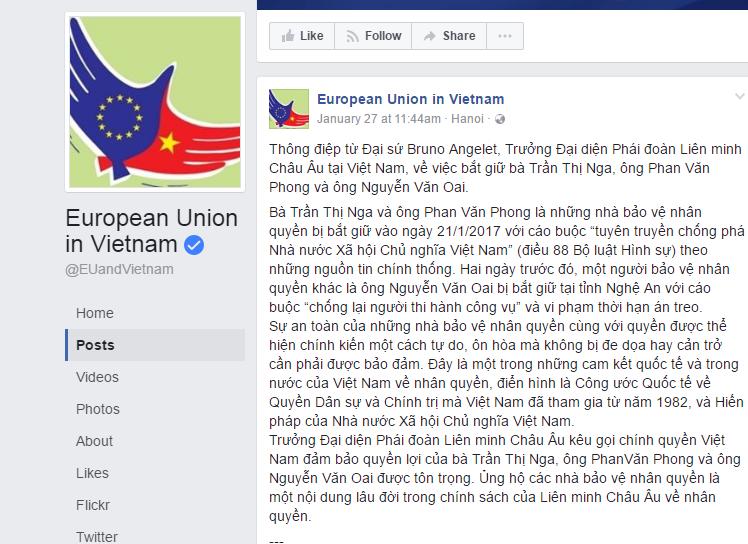 Trần Thị Nga, Phan Văn Phong