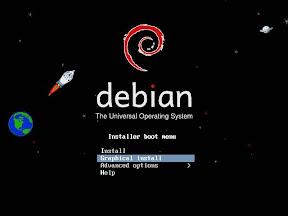Instalar Linux Debian 6.0.1a