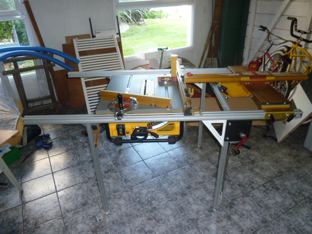 Table Saw Upgrade 4 Another Step More Things Learned