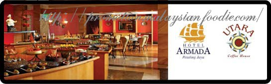 )Armada280211 premium 20% off for Buffet Hi Tea and Buffet Dinner at Hotel Armada Petaling Jaya