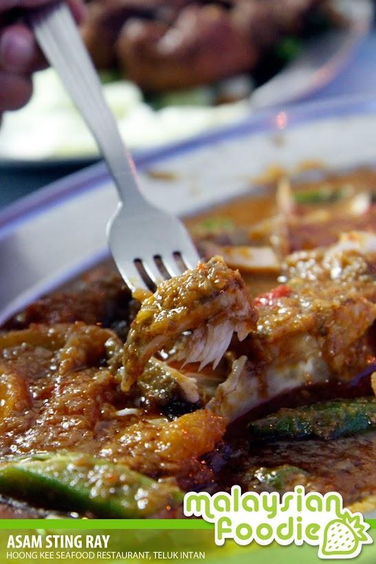 HOONG KEE SEAFOOD RESTAURANT, TELUK INTAN