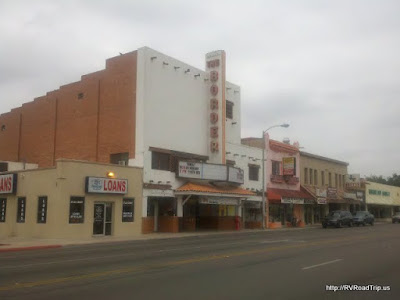 The Border Theater