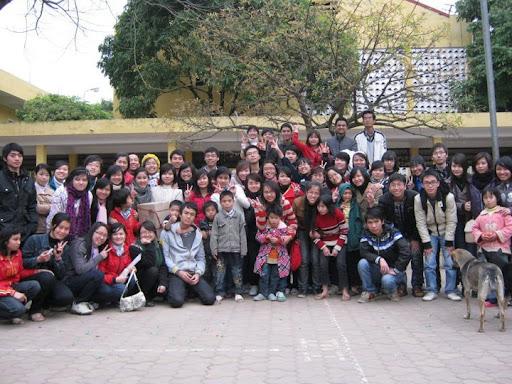 Trung tâm nuôi dưỡng trẻ khuyết tật Hà Nội( còn gọi TT Ngọc Sơn)