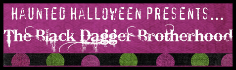 Haunted Halloween with @The_Omega_ from The Black Dagger Brotherhood