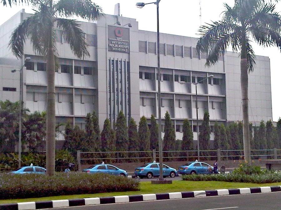 Universitas Swasta Jakarta Pusat