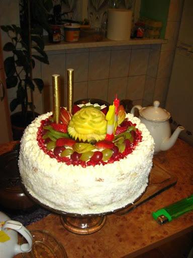 tort dla Malwinki