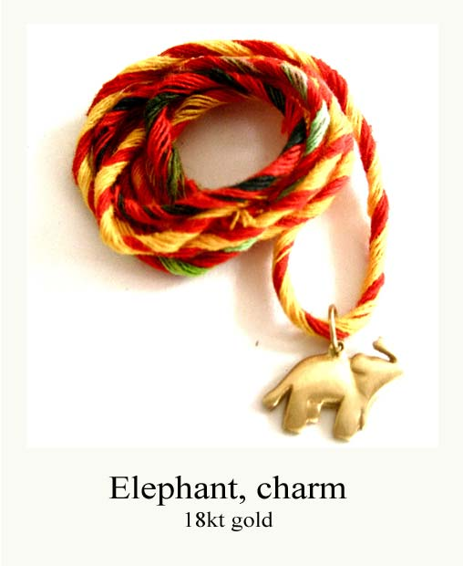 Pendant Elephant