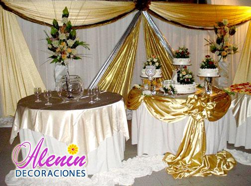 Imagenes de decoracion de bodas imagui for Decoracion 40 aniversario de bodas