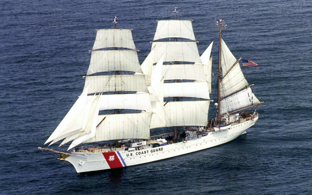 USCGC Eagle-WIX-327 (File Foto 2)