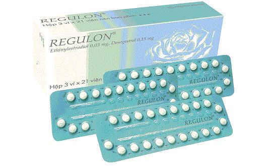 Thuốc nội tiết, thuốc ngừa thai.