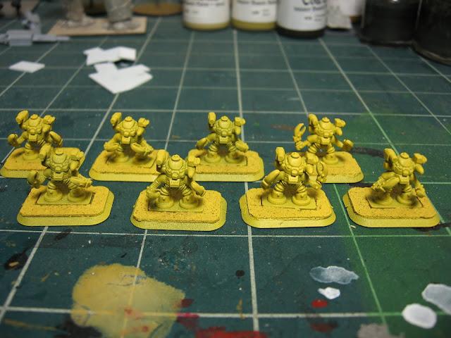 Ork Dreadnoughts