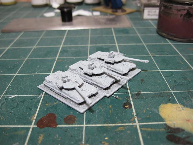 Jupiter Tanks