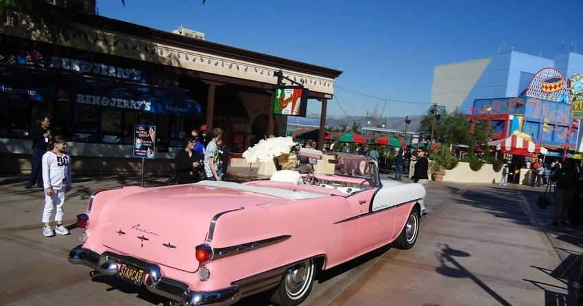 Hover Motor Company See Famous Movie Mobiles At Universal