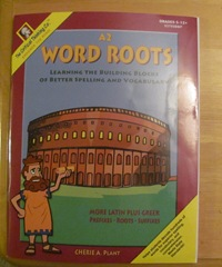 word roots 1