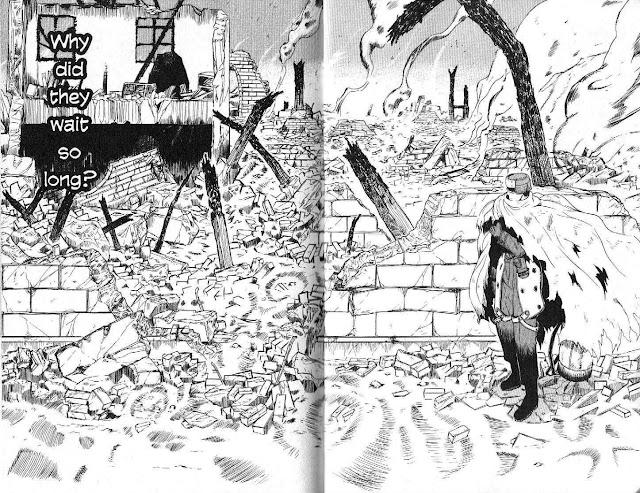 Escombros de guerra