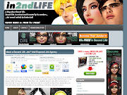 Wordpress Powered Blog, in2ndLife.com