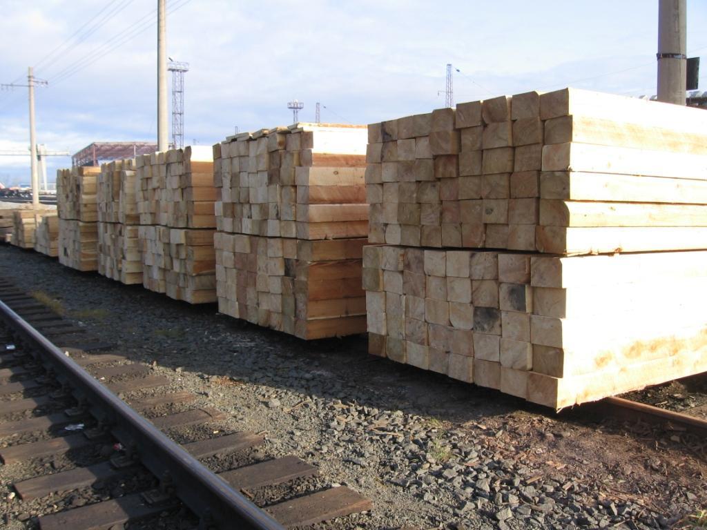 стандартная длина деревянной шпалы
