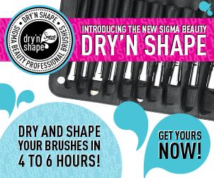 NEW Revolutionary Brush Drying System