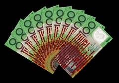 100 Australian Dollars by Factual Solutions