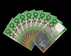 100 Australian Dollars -  Second Version - Link Picture