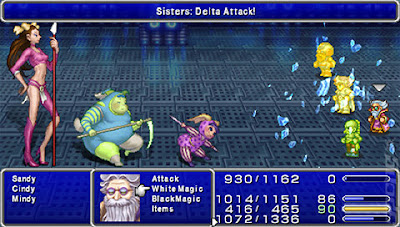 free Final Fantasy IV Complete Collection for psp