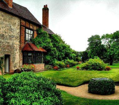 Английские парки