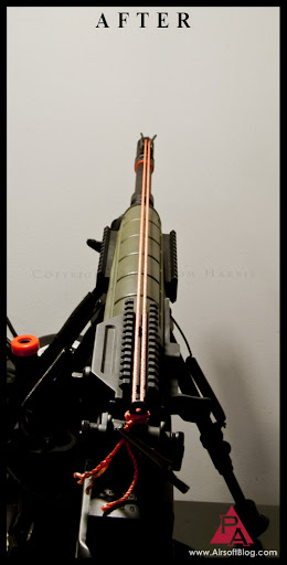 Airsoft Guns, Aligning m14 scope mount, Airsoft upgrades, Airsoft M14 DMR, Airsoft accuracy upgrades,Airsoft AEG, Airsoft scope, airsoft optics, airsoft reticle, airsoft red dot sight,Airsoft Guns, Pyramyd Air, Pyramyd Airsoft Blog, Airsoft Obsessed, Airsoft Blog,