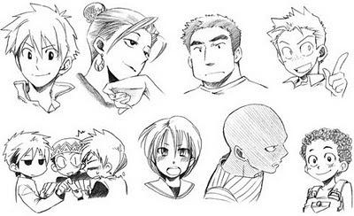 Como Hacer Peinados Anime Para Hombres