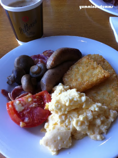 Perth Rendezvous Hotel Breakfast Buffet