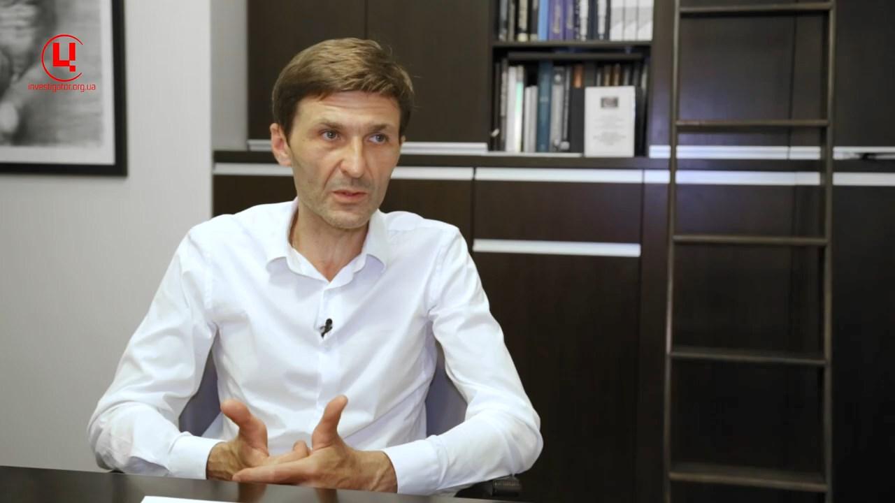 Адвокат Виталий Тытыч. Фото: investigator.org.ua