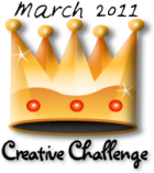 Tamdoll's Creative Crown Challenge 2011