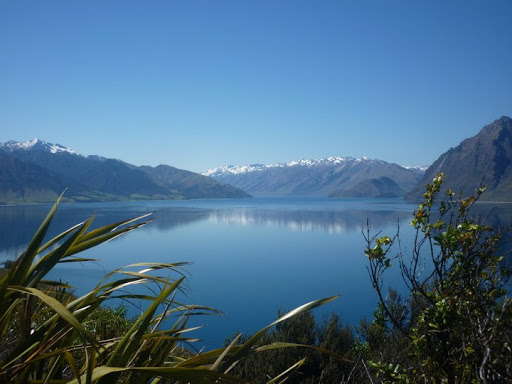 Beautiful Lake Hawea