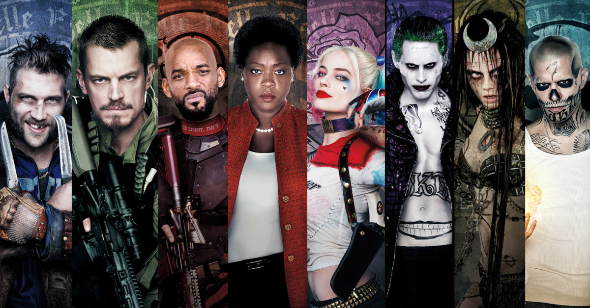 Image result for suicide squad cast