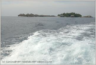 Ferry to Maafushi
