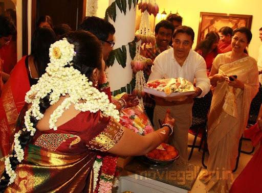 Selvaraghavan Gitanjali Raman Engagement