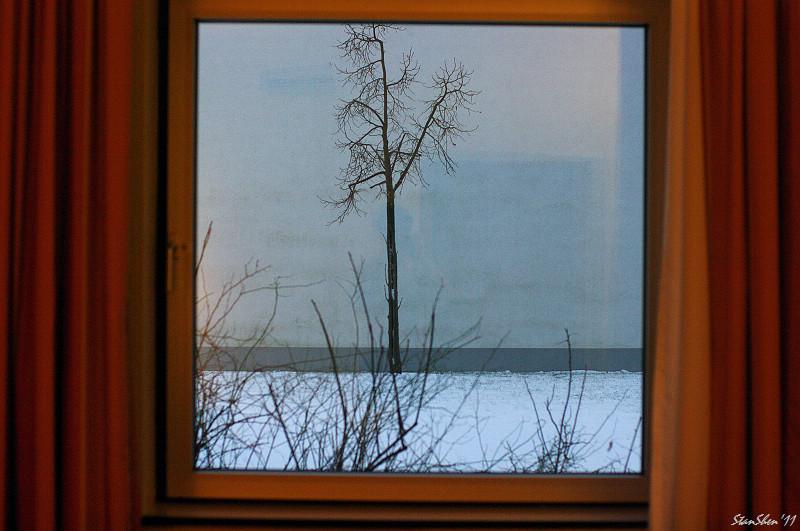 窗外看見雪 (FA43)