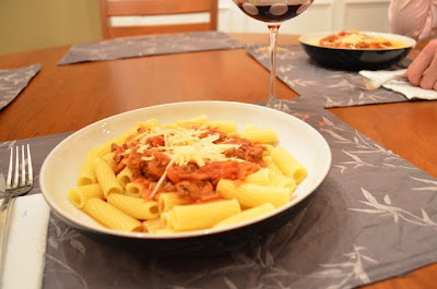 Pastor Ryan's Bolognese Sauce | PEAs and Cues