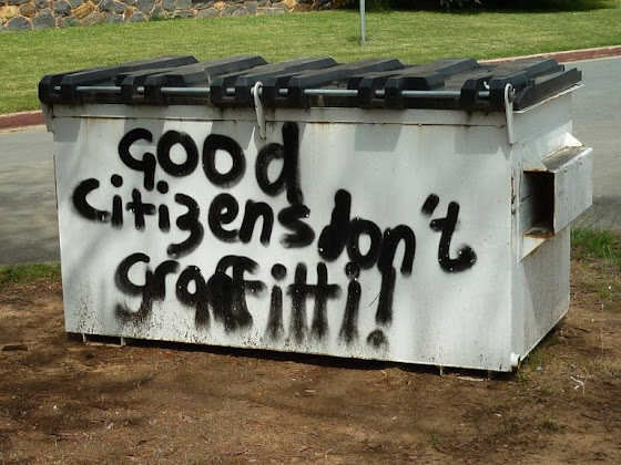 watson graffiti