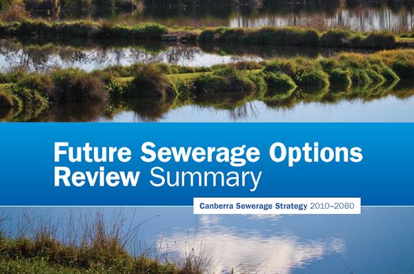 sewerage options