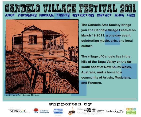 candelo village festival