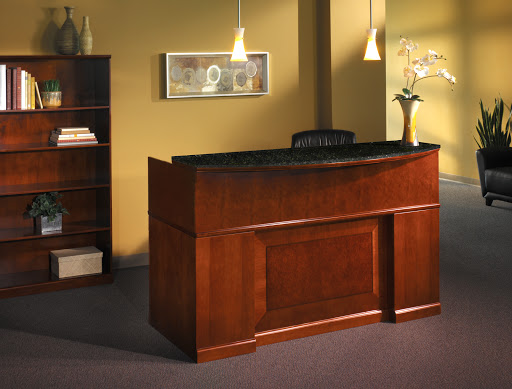 Mayline Sorrento Reception Desk