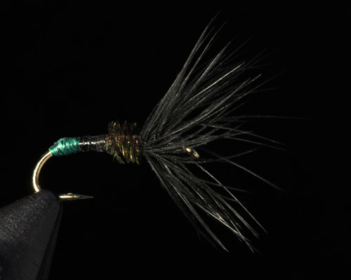 Yakfisher tenkara fly