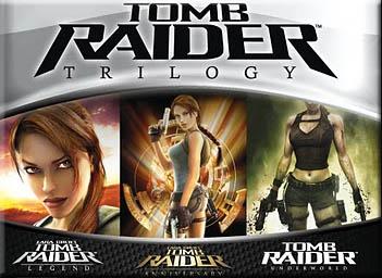 tomb%20raider%20trilogy Tomb Raider: Trilogy... Lara Croft en HD