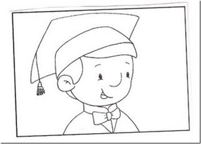 Imágenes para colorear de Benito Juárez, láminas escolares para