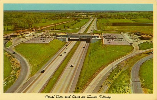 Illinois Tollway Oases