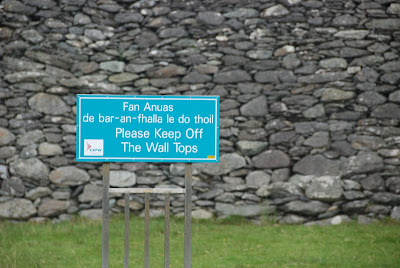 Staigue Fort, Ring of Kerry, Ireland