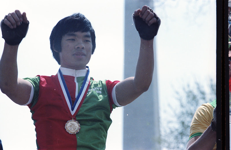 Pat Liu winner of 1983 National Capitol Open
